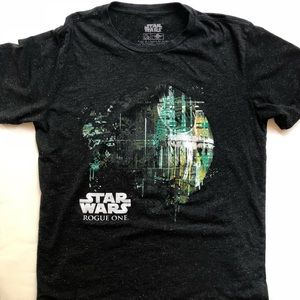 Star Wars Rogue One T - Shirt Men's Size Large